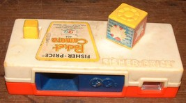 Vintage 1974 Fisher Price Toy Pocket Camera # 464 A Trip To The Zoo - $12.86