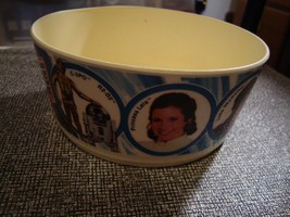 Star Wars Emipire Strikes Back Deka Cup and Bowl from 1980 Excellent Con... - $22.49
