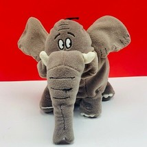 Walt disney bean bag plush beanbag stuffed animal George Jungle Shep ele... - $17.30