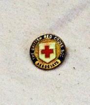 The British Red Cross Soc. Associate Pin Pinback - $9.49