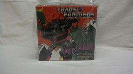 TRANSFORMERS TFCC TIMELINES OVER-RUN OVERRUN EXCLUSIVE MINT IN BOX! - $171.50