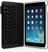Logitech Wireless Ultrathin Keyboard Folio Case Apple iPad Air Carbon Black - $24.74