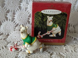 Hallmark Keepsake North Pole Star Ornament 1999 - $9.69