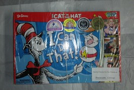 Cat in the Hat I Can Do That! Game, Dr. Seuss, Hopping, Twirling, Balanc... - $22.80