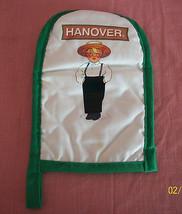 Hanover Vegetables Oven Mitt Mit Amish Boy White Green Potholder Kitchen  - $4.95