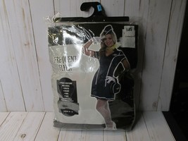 Stewardess Airline Dress FREQUENT FLYER COSTUME Size Ladies Large 10-12 ... - $18.80