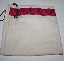 "TORY BURCH DUST BAG LARGE 22"" X 21"" - $14.85"
