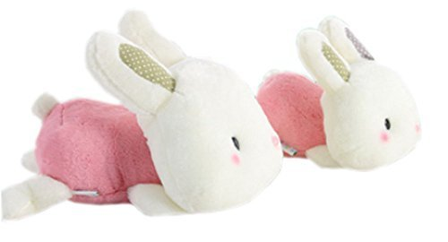 Set of 2 Lovely Rabbit Car Odor Charcoal Bag Car Air Freshener/Purifying Bag