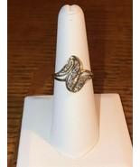 10k Yellow Gold Fashion Ring 3.3g Size 7 - $189.99