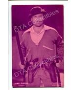 JAMES PIERRE w/ GUNS-1920-ARCADE CARD G - $21.73