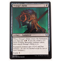 Kaldheim Magic The Gathering Card: Draugr's Helm 088/285 - $2.90