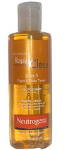 Neutrogena Rapid Clear 2-in-1 Fade Toner Salicylic Acid Acne Treatment -... - $11.99