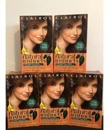 Lot of 5 Clairol Natural Instincts 6G (former 12) Light Golden Brown Hair Color - $34.64