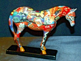 The Trail Of Painted Ponies #1460 Route 66 Westland Giftware AA-192000 Collecti image 2