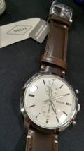 Fossil Townsman Chronograph Cream Dial Men's Watch FS5350 - $66.49