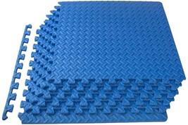 Home Gym Professional Excercise Foam Mat Puzzle Durable Comfortable 12 P... - $785,15 MXN