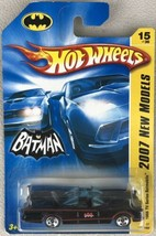 Hot Wheels 2007 New Models 1966 TV Series Batmobile - New In Package - $2.95