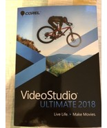 Corel VideoStudio Ultimate 2018 for Windows - $39.01
