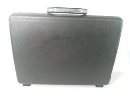 Vintage Samsonite Broker GL Black Hard Shell Briefcase with Keys 1980s - $37.40