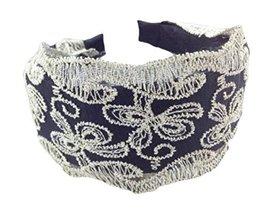 Three Fashion-Headbands Retro Hair Bands-04 - $16.66