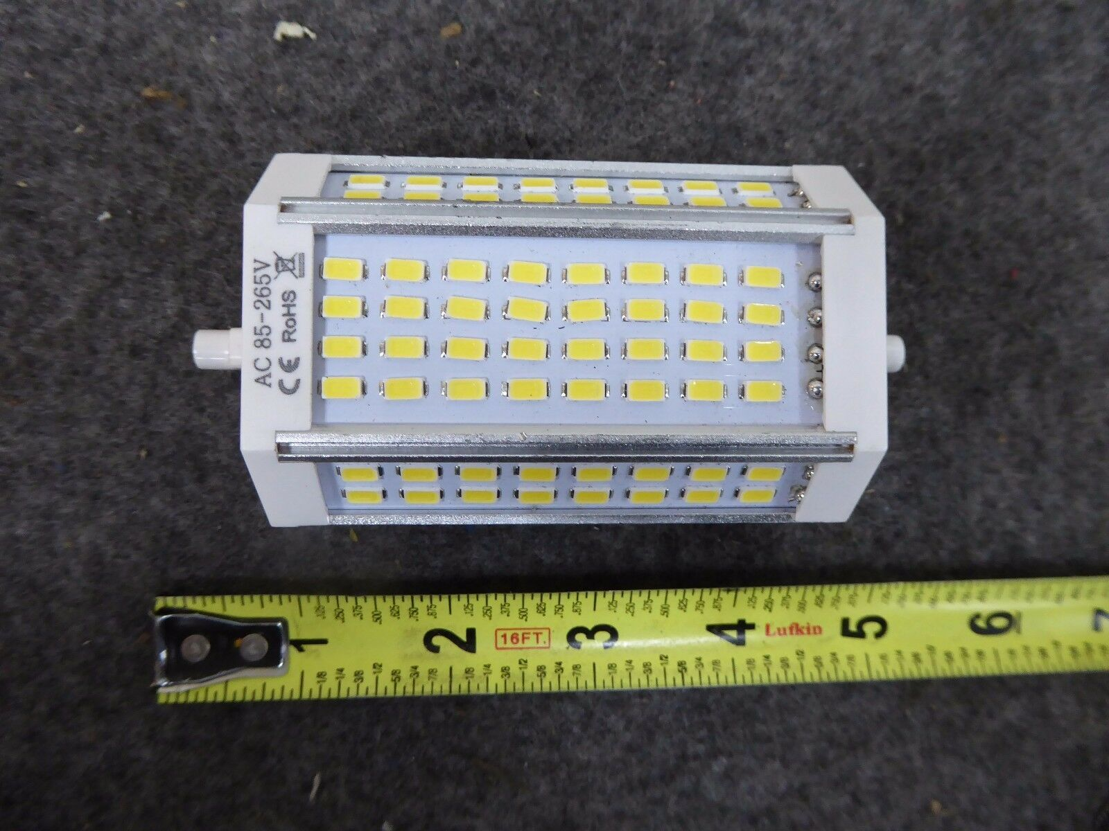 ROHS 64 Led Lamp AC85-265 V