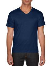 Men's Featherweight  Casual V Neck T-Shirt , 100% Ring Spun Cotton, 362 - $13.80