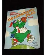 MLB Baseball Philadelphia Phillies Phillie Phanatics Grand Stand Play Book - $20.00