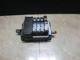 KOGANEI FM-SOLID PNEUMATIC MANIFOLD X88M-FD124W FW110-4E1 CNC FY110-4ME2... - $49.99
