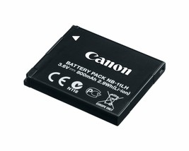 Genuine Canon NB-11LH Lithium Battery Pack for PowerShot SX410, SX400, A... - $17.99