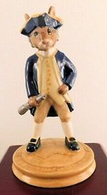 "Royal Doulton Bunnykins Figurine - ""Captain Cook"" DB251 - $64.13"