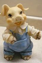 Animal Pig in Overhauls   #166 - $4.99