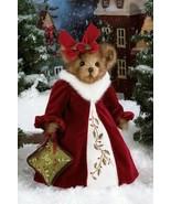 """Bearington Bears """"Holly N. Ivy"""" 14"""" Collector Bear- #143205- MUSICAL-New... - $59.99"""