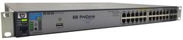 HP ProCurve 2910al-24G-PoE+ 24 Port Gigabit Switch (J9146A) Bin:9 - $149.99