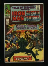 Tales of Suspense #78 FN 1966 Marvel 1st THEM Comic Book - $23.75