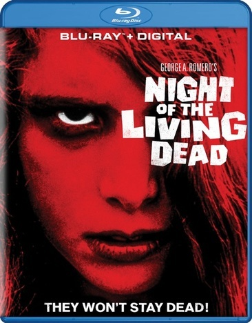 Night Of The Living Dead-50Th Anniversary (Blu-Ray)