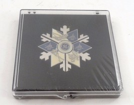 4 Pc MIP Sealed General Electric GE 2006 Olympic Winter Games Turin Tori... - $75.69