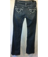 """BIG STAR Jeans BKE Buckle """"Hazel"""" Boot Cut Low Rise Women's 26L  GUC - $21.99"""