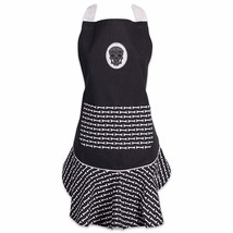 DII Cotton Halloween Kitchen Apron with Pocket and Extra Long Ties, 28.5... - $24.52