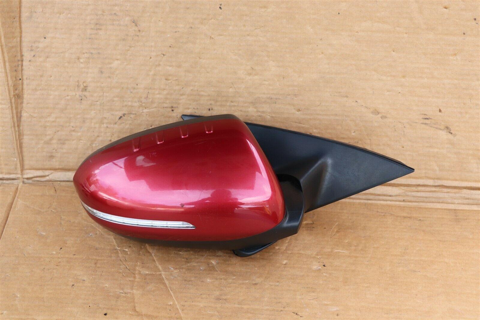 11-13 Kia Optima Side View Door Mirror Power Folding Passenger Right RH (8Wire)