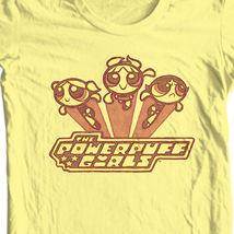 Powerpuff girls retro cartoon network bubbles cotton tee for sale graphic tshirt thumb200