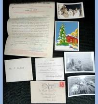 LOT 1900 antique BECHTEL EPHEMERA atlantic cty nj PHOTO - $42.50