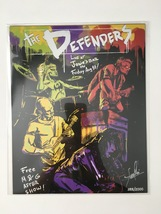 The Defenders Getting the Band Back Together Art Print Signed by Nadinne... - $15.75