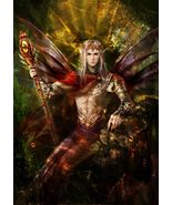 Haunted : Male Bakru Fae of Positive Influences... - $220.00