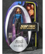 Diamond Select Toys Star Trek The Next Generation Series 4 Action Figure... - $43.81