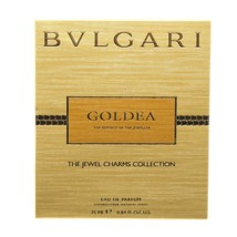 Bvlgari Goldea The Jewel Charms Collection Eau De Parfum Spr 25ML NIB-BV10038077 - $49.01