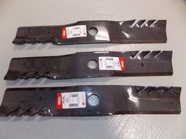 """396-796 3Pack Oregon G6 Gator Blade 54"""" Kubota ZG, ZD,Z724X Pro Decks Fr... - $59.99"""