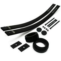 """For 99-07 helper springs 3"""" Full Leveling Lift Kit GMC Sierra 1500 2WD w/Shims - $218.45"""