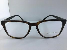 New BURBERRY B 3922 3536 55mm Tortoise Rx Eyeglasses Frame - $129.99
