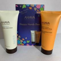 AHAVA Happy Hands Duo Dead Sea Water Minerals Hand Cream - $24.18