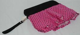 GANZ Brand Hot Pink Black Polka Dots iPad Tablet Skirt Carrying Case image 3